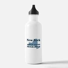 New York Applications Water Bottle