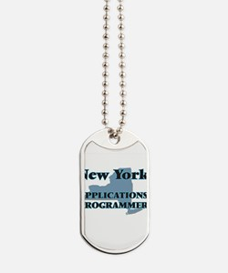 New York Applications Programmer Dog Tags