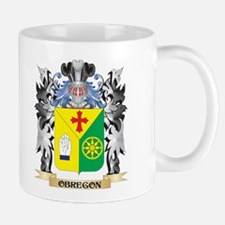 Obregon Coat of Arms - Family Crest Mugs