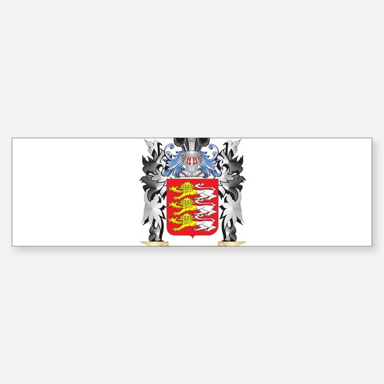 O'Brien Coat of Arms - Family Crest Bumper Bumper Bumper Sticker