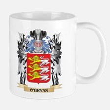O'Bryan Coat of Arms - Family Crest Mugs