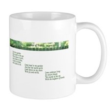 NW Trading Post Garden Mug