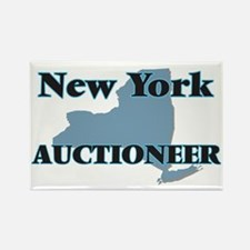 New York Auctioneer Magnets