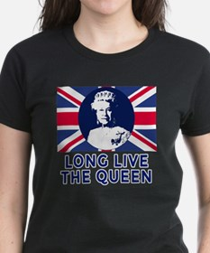 Queen Elizabeth II:  Long Liv Tee