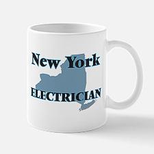 New York Electrician Mugs