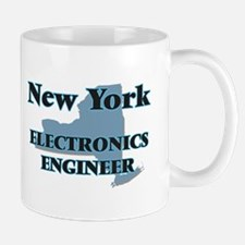 New York Electronics Engineer Mugs