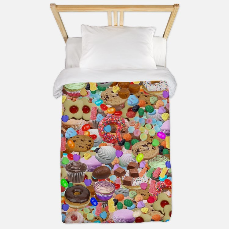 Sweet Treats Twin Duvet