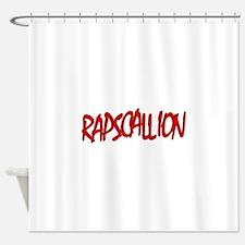 rapscallion Shower Curtain