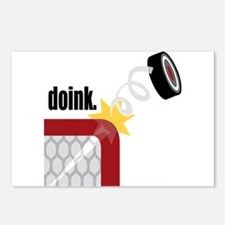 Doink Postcards (Package of 8)