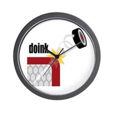 Doink Wall Clock