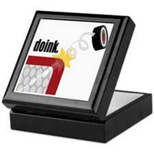 Doink Keepsake Box