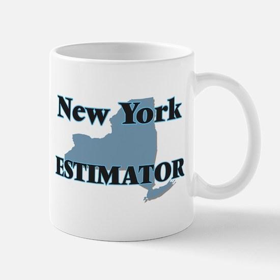 New York Estimator Mugs