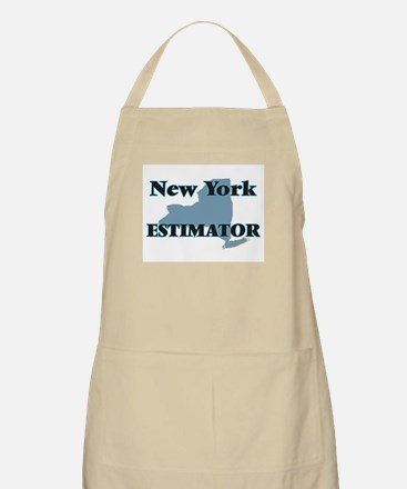 New York Estimator Apron