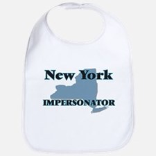 New York Impersonator Bib