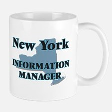 New York Information Manager Mugs