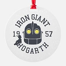 Iron Giant Hogarth 1957 Retro Ornament