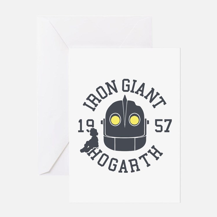 The iron giant greeting cards card ideas sayings for Giant christmas card ideas