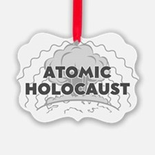 Iron Giant Atomic Holocaust Ornament