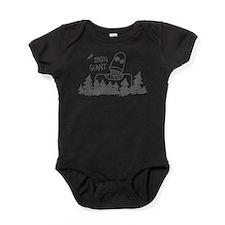 Iron Giant Doodle Baby Bodysuit