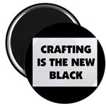 Crafting is the New Black Magnet