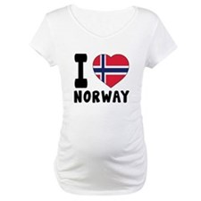 I Love Norway Shirt