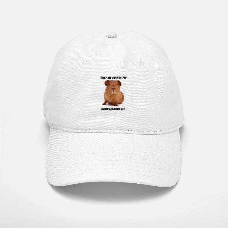 GUINEA PIG Baseball Baseball Cap