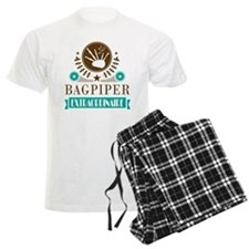 Bagpiper Extraordinaire Pajamas