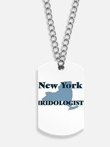 New York Iridologist Dog Tags