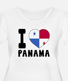 I Love Panama T-Shirt