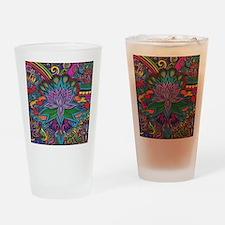 Unique Lotus Drinking Glass