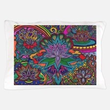 Cute Namaste Pillow Case