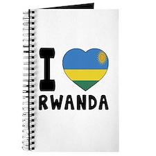 I Love Rwanda Journal