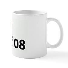 I Love Class Of 08 Mug
