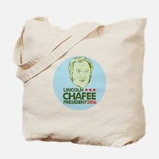 Lincoln Chafee President 2016 Tote Bag