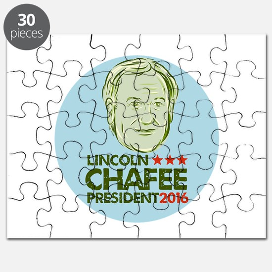 Lincoln Chafee President 2016 Puzzle