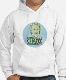 Lincoln Chafee President 2016 Hoodie
