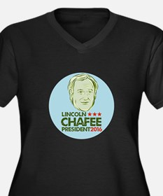 Lincoln Chafee President 2016 Plus Size T-Shirt