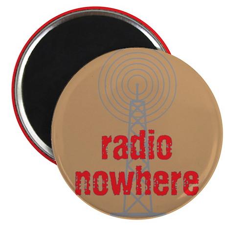 Radio Nowhere Magnet
