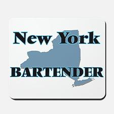 New York Bartender Mousepad