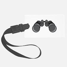 Binoculars Luggage Tag