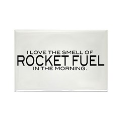 Rocket Fuel Rectangle Magnet (10 pack)