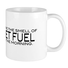 Jet Fuel Small Mug