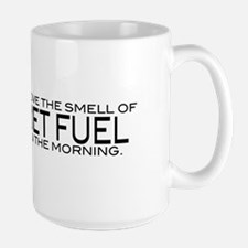 Jet Fuel Large Mug