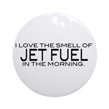 Jet Fuel Ornament (Round)