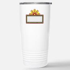 Broadway Sign Travel Mug