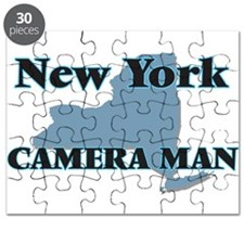 New York Camera Man Puzzle