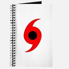 Hurricane Symbol Journal