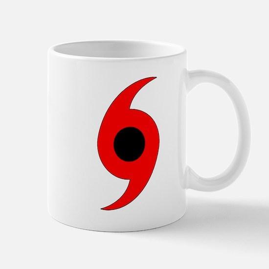 Hurricane Symbol Mug