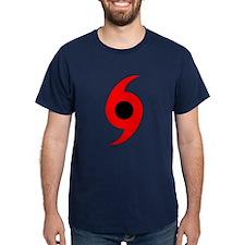 Hurricane Symbol T-Shirt