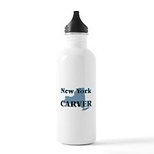 New York Carver Water Bottle